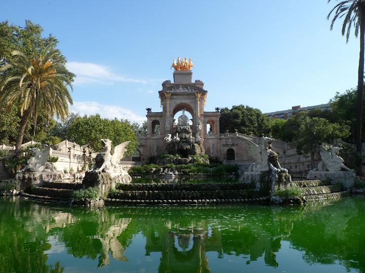 Exploration de Barcelone